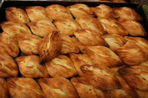 Pastizzi - Traditional Maltese food