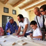 Stone carving and sculpturing