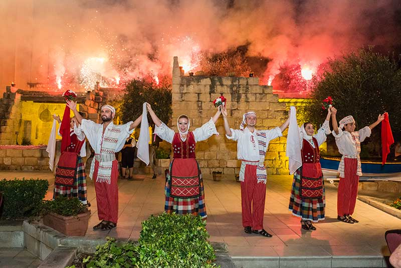 Events in Malta - Folklore Nights