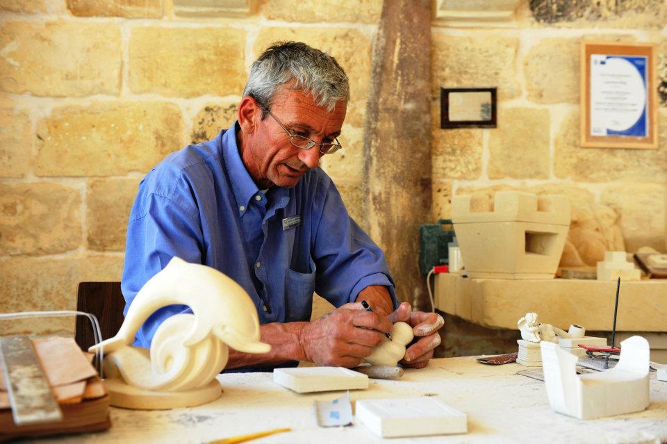 Stone carving and sculpturing - Maltese tradition