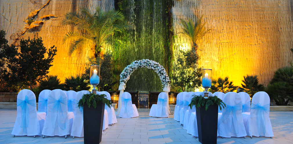 Waterfall Garden At Limestone Heritage The Perfect Venue For Wedding